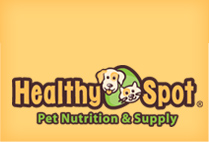 Healthy Spot Pet Nurtition and Supply Logo
